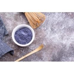 Organic Blue Matcha tea...