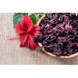 Organic dried hibiscus...