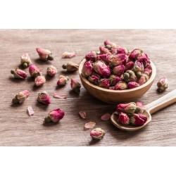 Organic dried Damask rose...