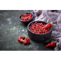 Poivre rouge bio fairtrade...