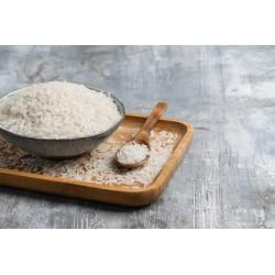 Organic white rice flavored...