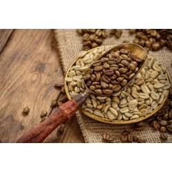 Fairtrade green beans...