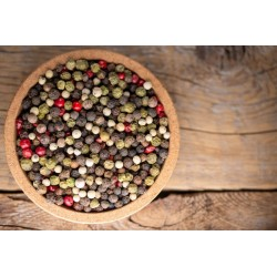 Organic fairtrade 4 Pepper...