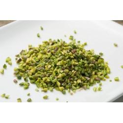 Organic crushed pistachios...