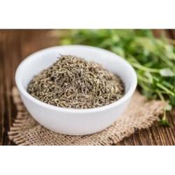 Organic dried thyme PGI PDO...
