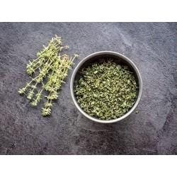 Organic dried lemon thyme...