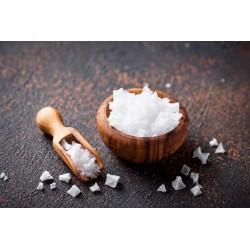 Maldon salt flake in England