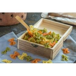 Organic Farfalle pasta or...