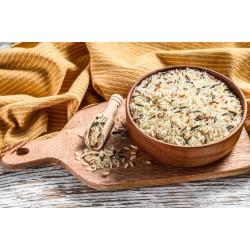 Mix of 3 organic rice PGI...