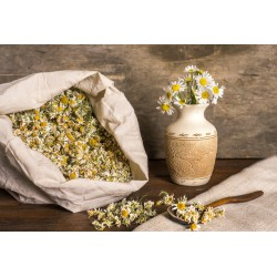 Organic Dried German Chamomile Flowers From France