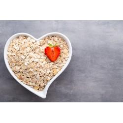 Organic muesli crisp oats,...