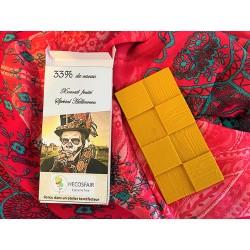 Tablette de chocolat fruité...