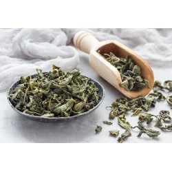 Organic Himalayan green tea...