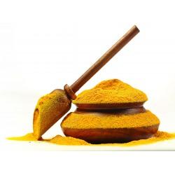 Fairtrade turmeric powder...