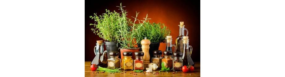 Organic spices & condiments fairtrade & crueltyfree