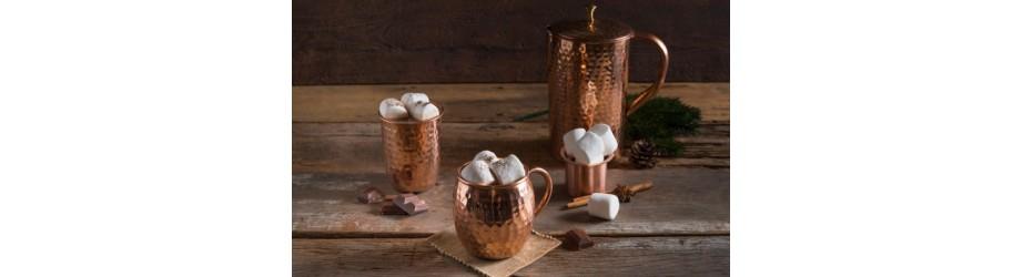 Organic coffees, chocolates, candies aperitif fairtrade & crueltyfree