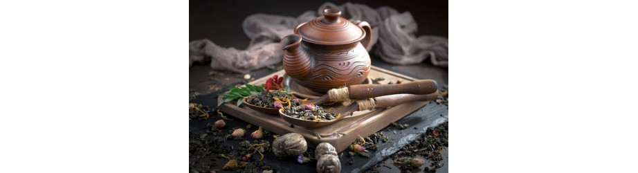 Organic teas & infusionfairtrade & crueltyfree
