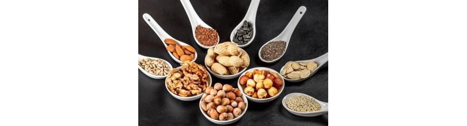 Noix & graines bio, équitables et respectueuses de la cause animale