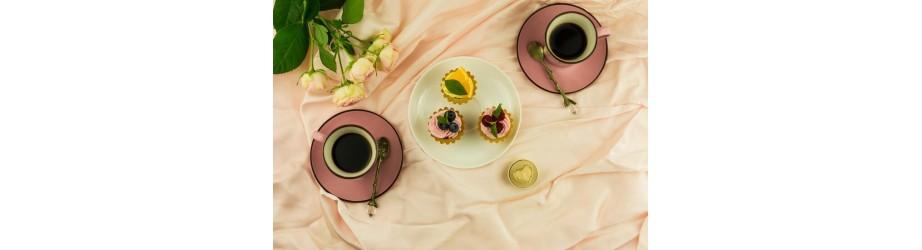 Organic coffees fairtrade & crueltyfree