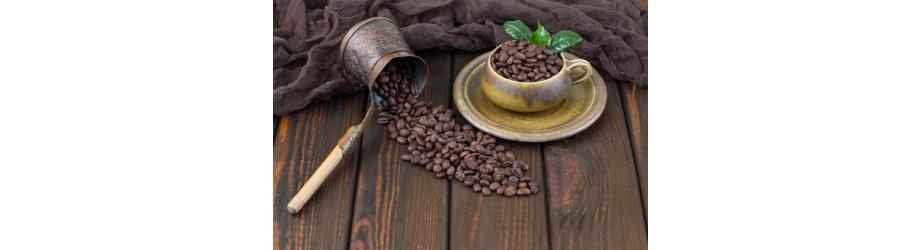 Nos cafés torréfiés en grains bio fairtrade crueltyfree