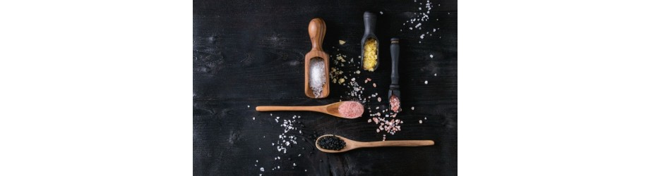 Our exceptional salts