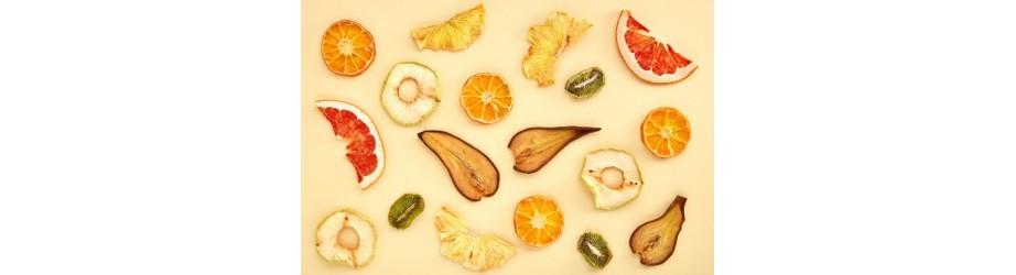 Nos fruits & poudres de fruits