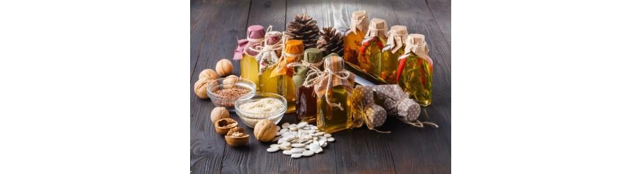 Our oils premium