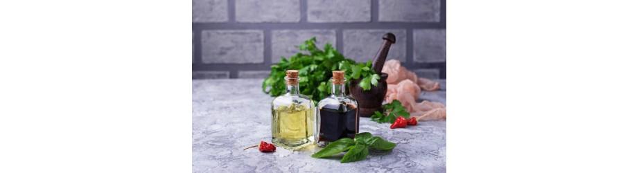 Nos huiles & sauces