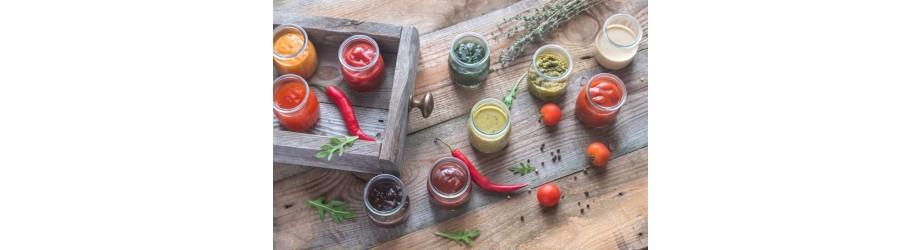 Our sauces premium