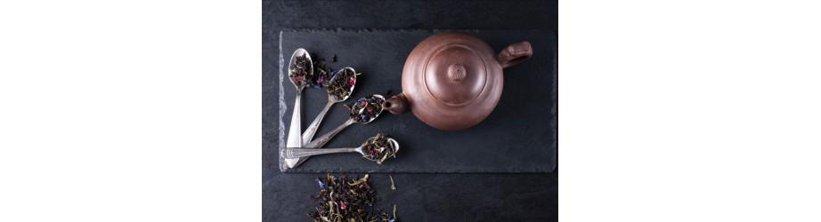 Nos thés noirs