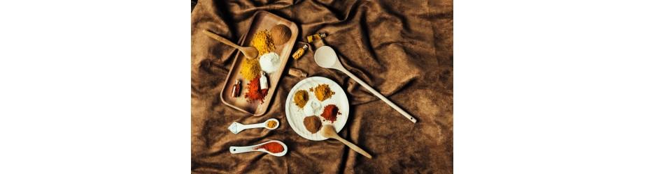Nos épices en poudre