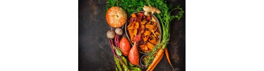 Nos légumes séchés