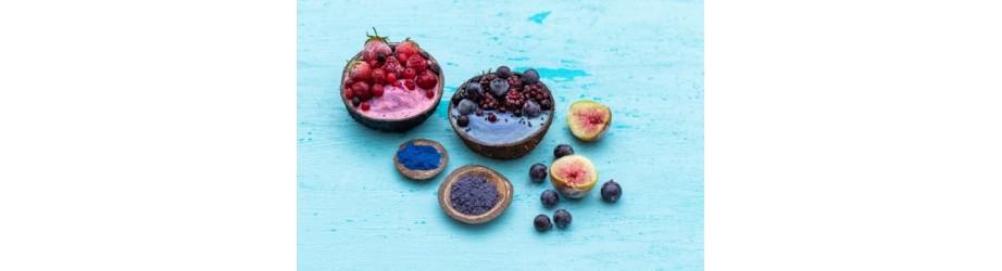 Nos poudres de fruits