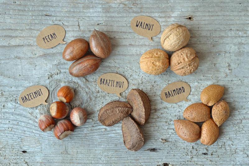 Mélange de noix et de fruits secs bio hecosfair