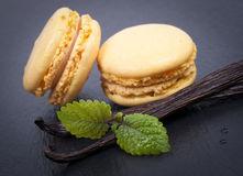 vanille Bourbon bio de Madagascar  et macaron hecosfair