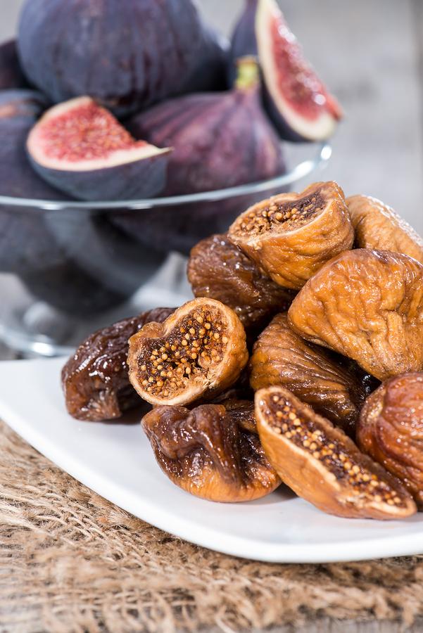 Figues séchées moelleuses bio de France - Direct Producteur - Hecosfair